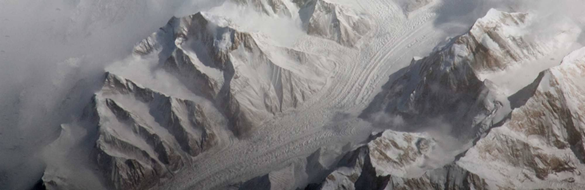China Glacier | ESOC CIRES