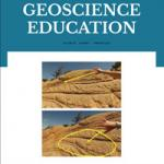 Cover of Journal of Geoscience Education.