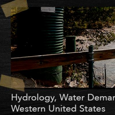 Water in the Western US: Welcome to Module 2