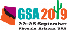 Geological Society of America 2019 Annual Conference Logo
