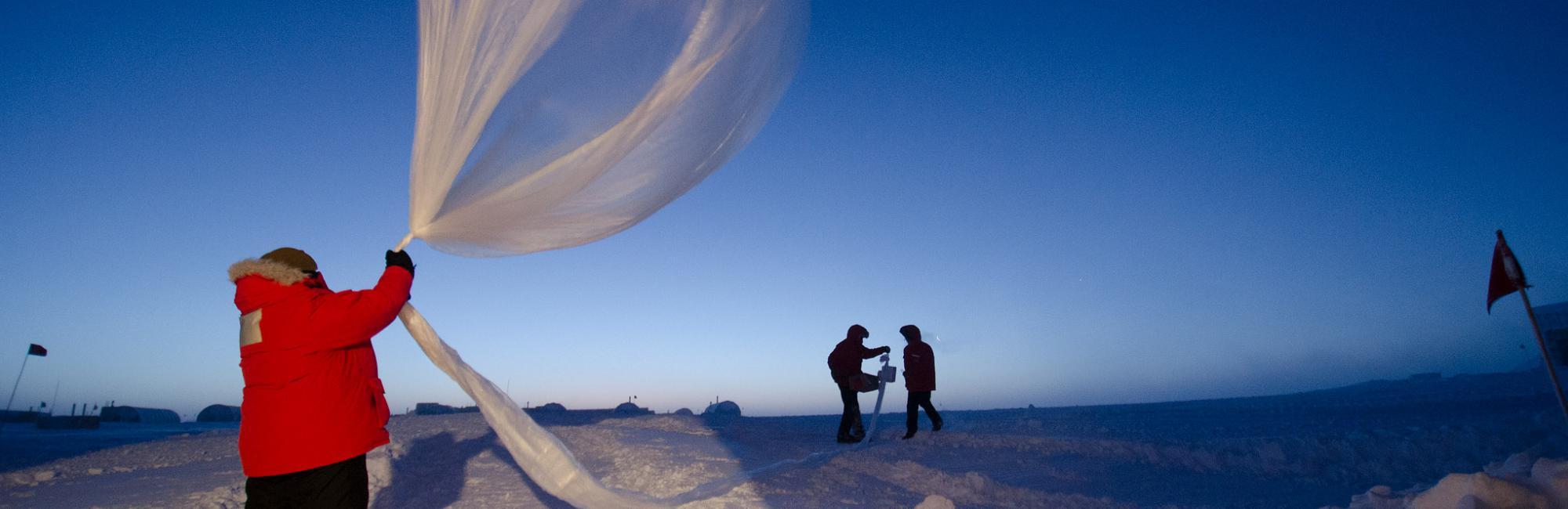 Ozone Balloon