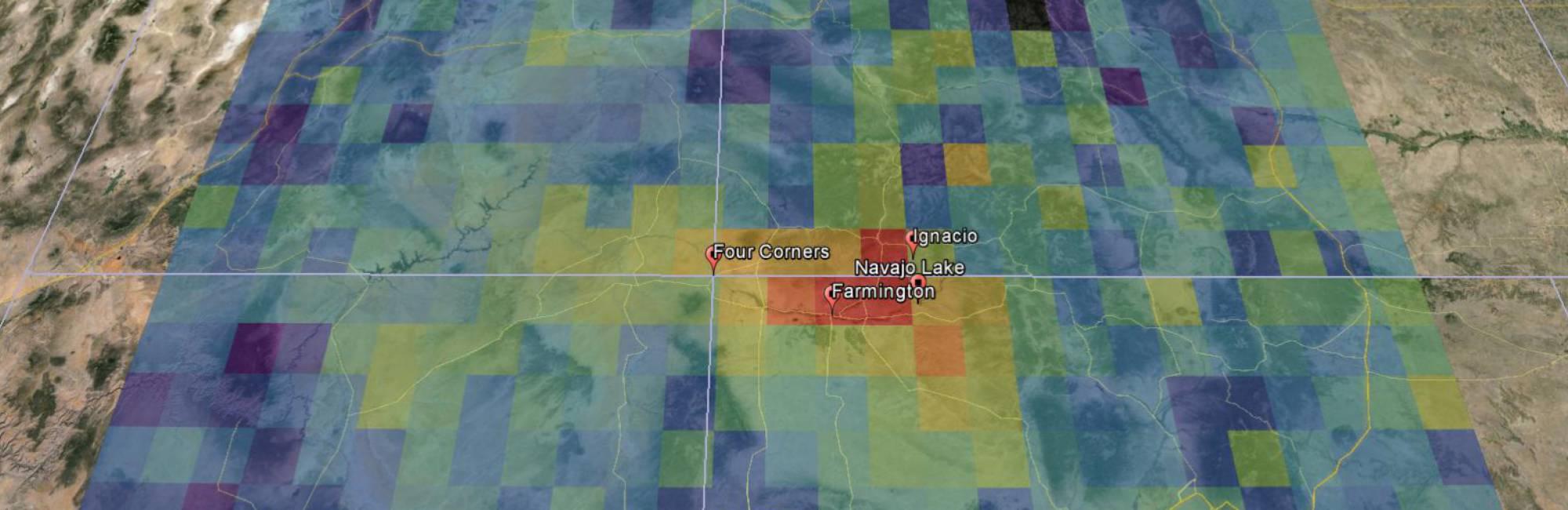 Four Corners Methane Hotspot