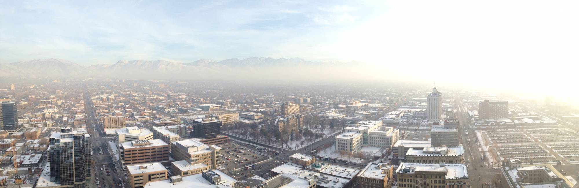 Salt Lake City air quality
