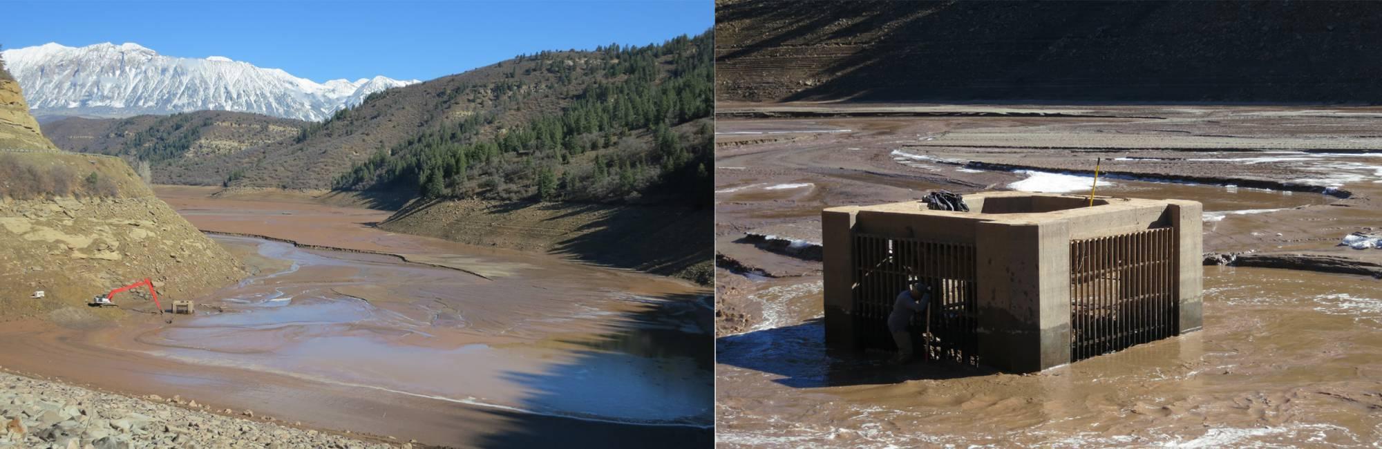 Paonia Reservoir, Colorado