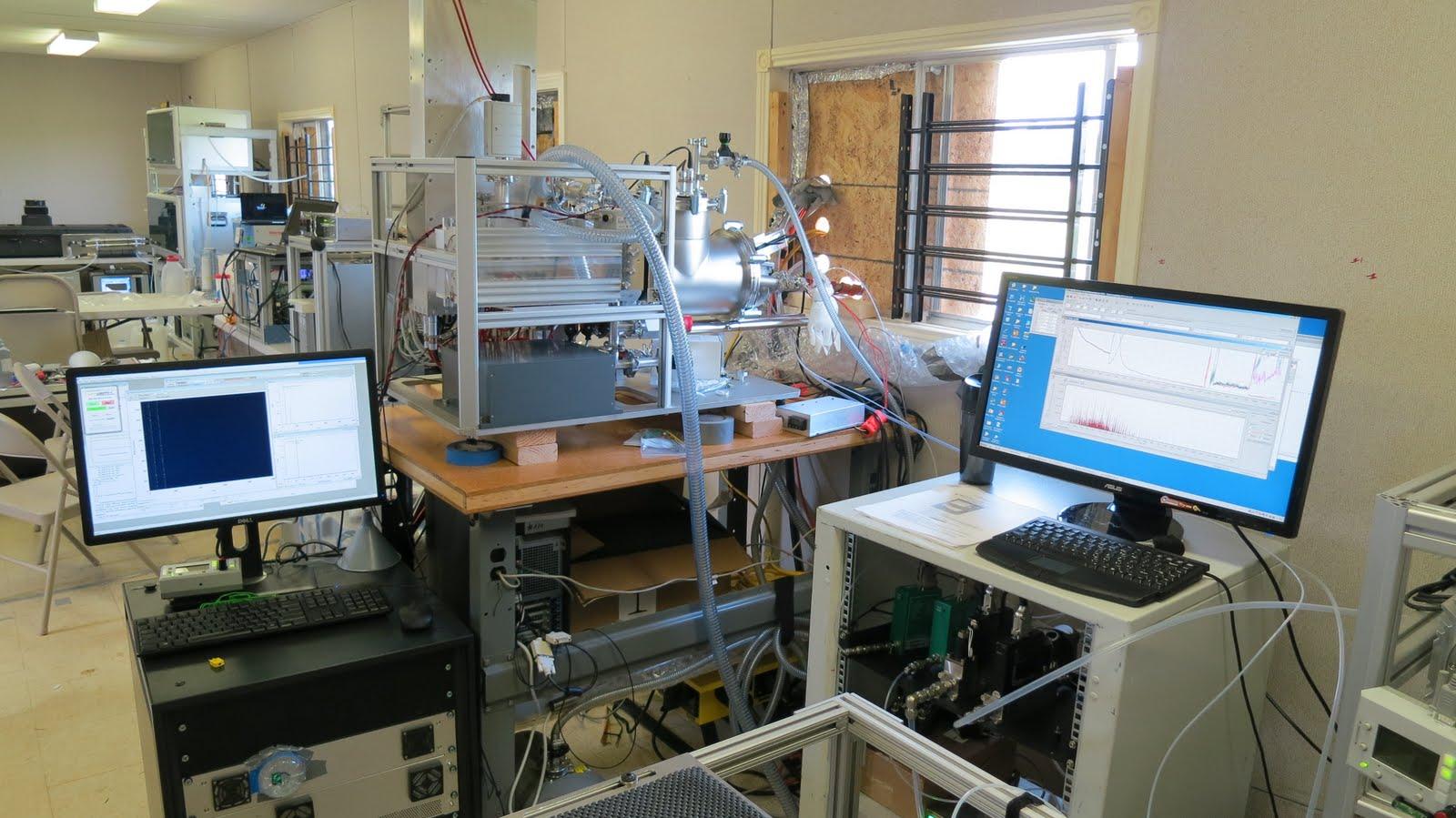 Ion mobility field study atmospheric chemistry tofwerk aerodyne