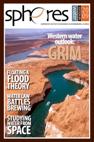 Spheres CIRES | Western Water Outlook