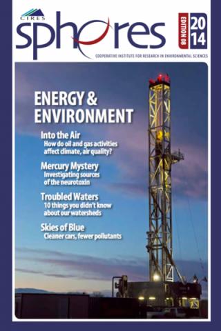 Spheres CIRES | Energy & Environment