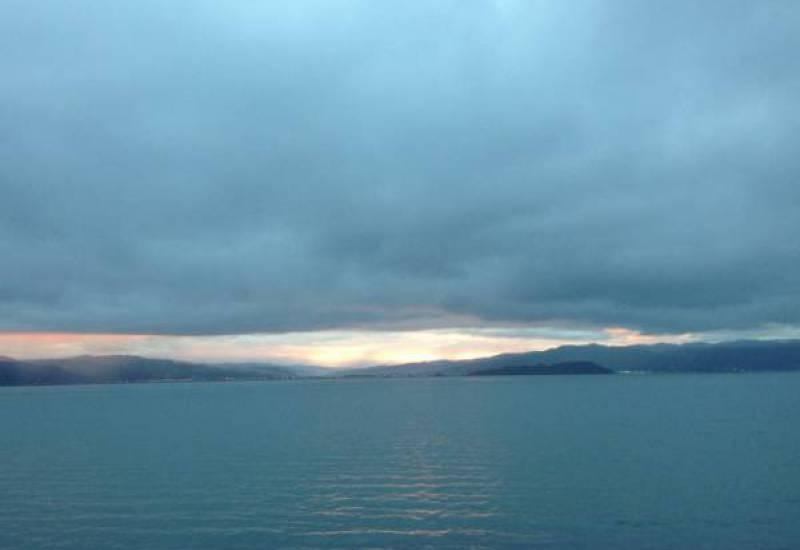Anne Sheehan Group, Image of a calm lake