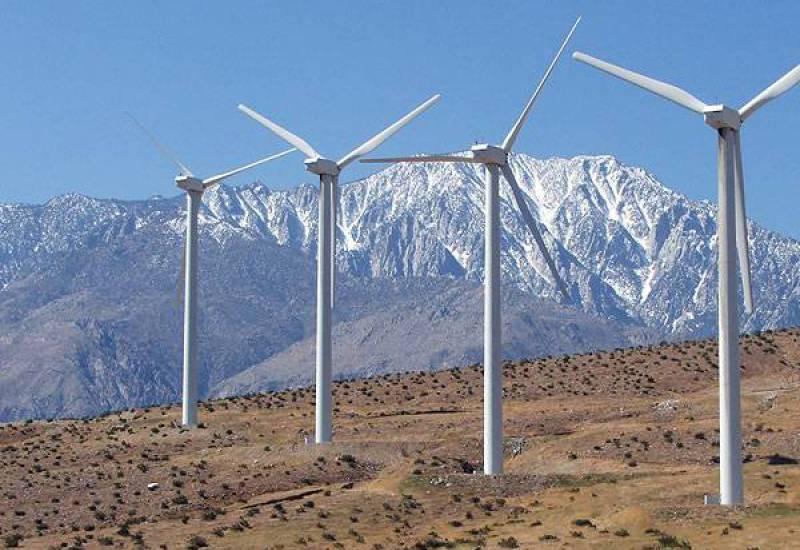 Elizabeth Weatherhead Group Wind Trubines
