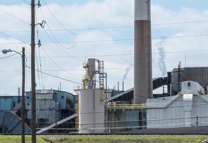 Denver coal plant