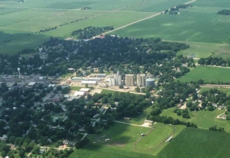 midwestern cornfields